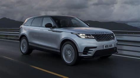 land rover sedan concept range rover velar prix photos live et vid 233 os