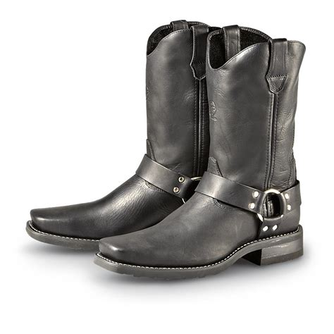 s black boot s durango boot 174 snip toe harness boots black