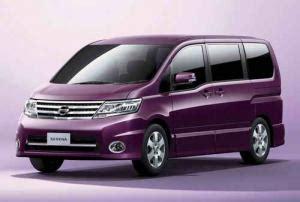 Paking Nissan Serena nissan serena cheap 8 seater car rental