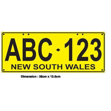 number plate advertising 6 digit number plate covers