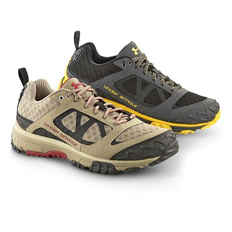 armour athletic shoes s armour 174 trail shoes 217927 running shoes