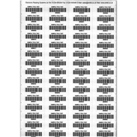 barcode tattoo book free download lib label printed4u pre printed barcode labels 60 labels
