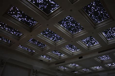Fiberoptic Ceiling by 8 Beautiful Ceiling Ideas That Will Make You Want To Look