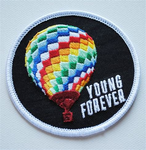 Embroidery Design Kpop 2 kpop bts forever air balloon iron on patch air balloons air balloon and bts