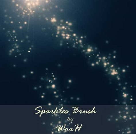 become a successful designer sparkle photoshop brushes