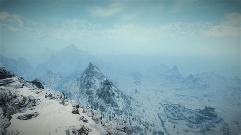 skyrim special edition disponibile la patch 1 2 r 233 vision du climat de bordeciel 201 dition hivernale la