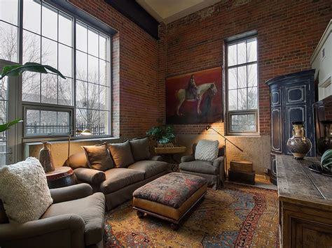 red and cream living room 10 one brick at a time asian living room with red brick walls from teri
