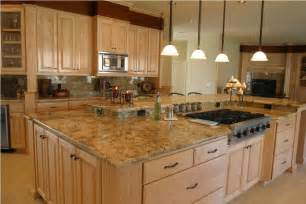 Kitchen Island With Stove And Seating by Large Island With Cooktop And Seating With Split Level