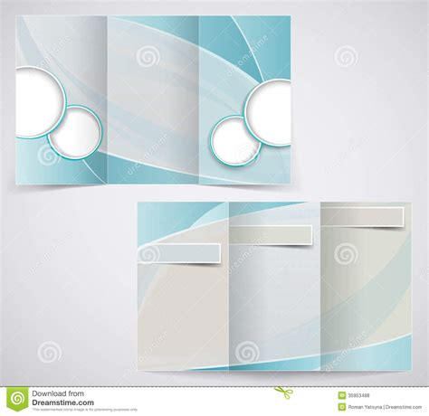 tri fold brochure publisher template 5 best and