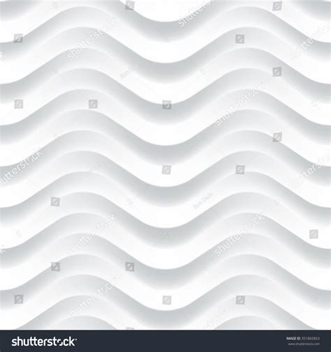 texture pattern wave vector white wave texture seamless background stock vector
