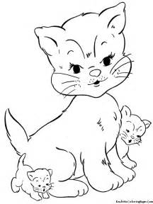 kitten coloring page realistic coloring pages of cats realistic coloring pages