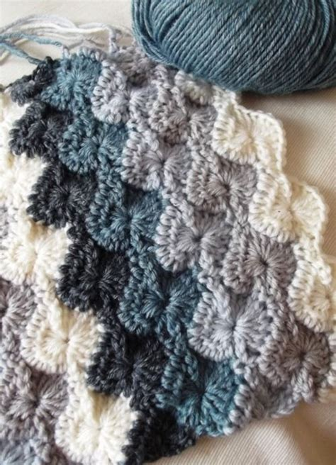color pattern crochet 45 best images about crochet ocean afghan ideas on