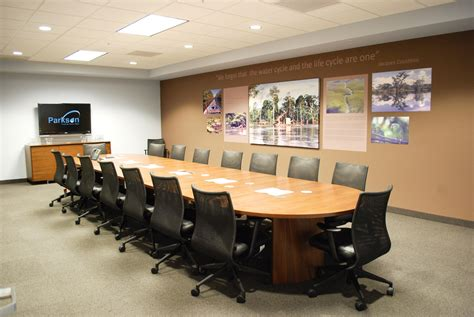 meeting room chair layout office workspace best conference room interior design