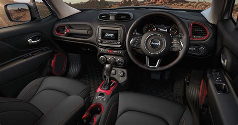 jeep renegade leather interior jeep 174 renegade prices specifications jeep australia