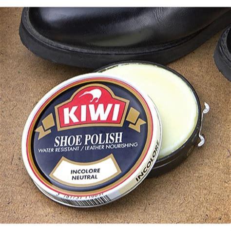 kiwi shoe colors 6 pk kiwi 174 neutral shoe large tins 202303