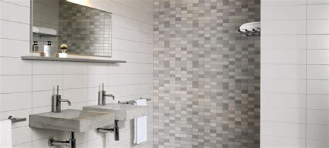 piastrelle bagno effetto mosaico minimal rivestimento effetto mosaico marazzi