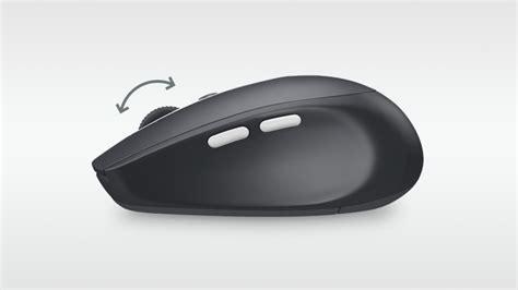 Logitech M585 Wireless Mouse logitech m585 multi device wireless mouse