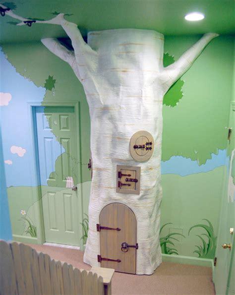 tree in bedroom tree house bedroom