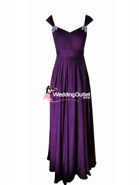 Royal Dress Balotelly Tangerine Berkualitas 12 royal purple bridesmaid dresses by weddingoutlet