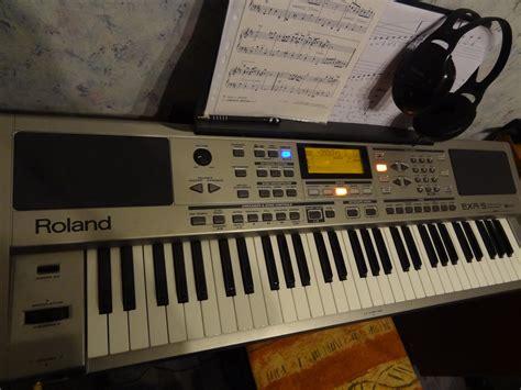 Keyboard Roland Exr 5 Roland Exr 5 Image 547977 Audiofanzine