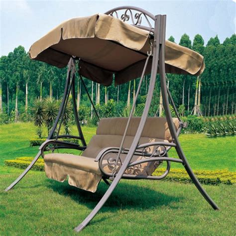 lifestyle swing 15 garden swing seats for relaxing your mind bright