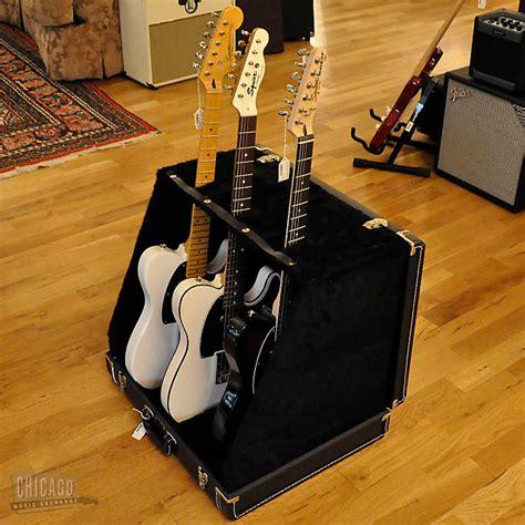 Stand Gitar Isi 3 Stand Gitar fender 3 guitar stand reverb