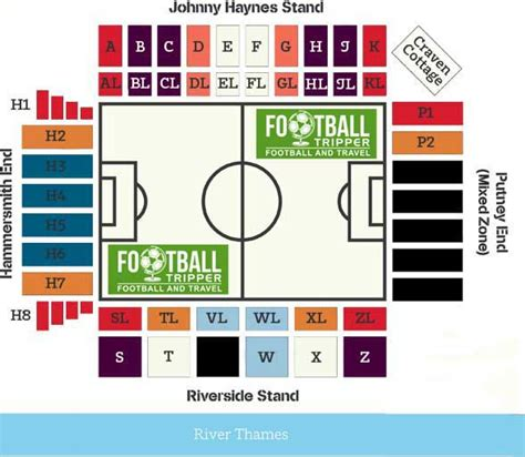 craven cottage tickets craven cottage stadium guide fulham f c football tripper