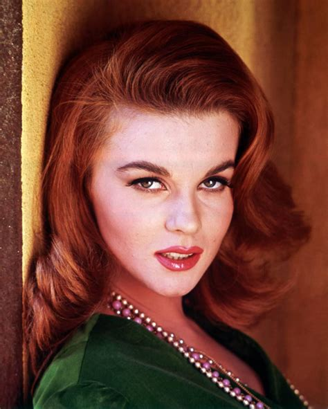 red hair women in 60s ann margret s enviable flame red hair and how to get