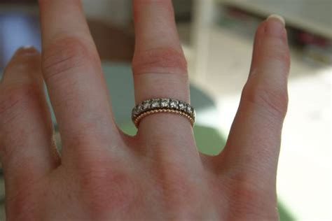 maternity gift ring reset new ering or rhr what do you