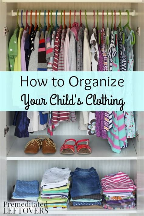 how to organize clothes how to organize your child s clothing kids clothing