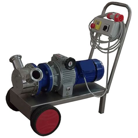 Strainer Tf 900 rubber impeller pumps with mechanical variator mv 187 enoitalia