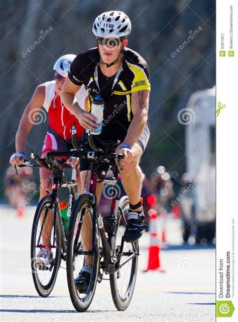 brian ziegler coeur alene ironman cycling event