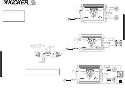 kicker baric l5 12 wiring diagram 28 images kicker