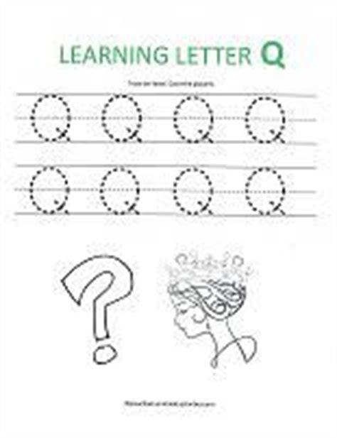 Letter Of Credit Qq 1000 Images About Letter Q Worksheets On Alphabet Worksheets Coloring Worksheets