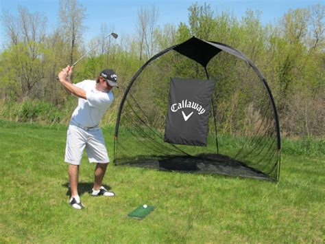 Golf Hitting Nets Backyard What Is The Best Golf Practice Net Golf Gear Geeks