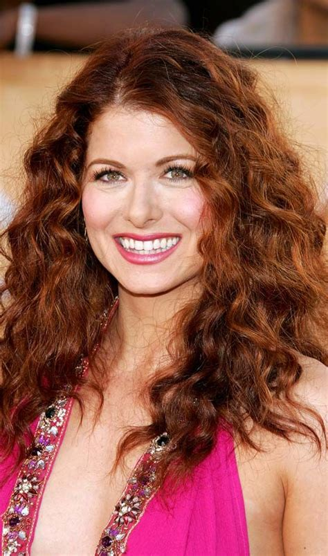 debra messing luscious curl secrets hairboutique top 10 lovely curly long hairstyles long hairstyle and