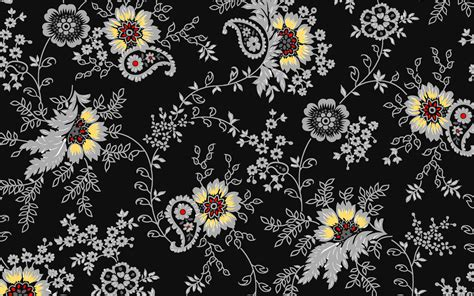 elegant batik wallpaper flower pattern wallpaper 18968 1920x1200 px hdwallsource com