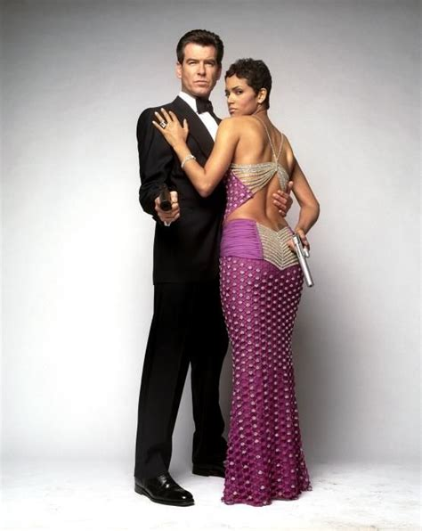 7 I Would To See In A Bond by Brosnan As Bond And Halle Berry As Jinx