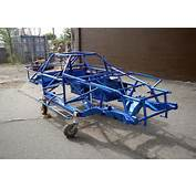An Up Close Look At FNO Race Cars' Latest Street Stock Chassis
