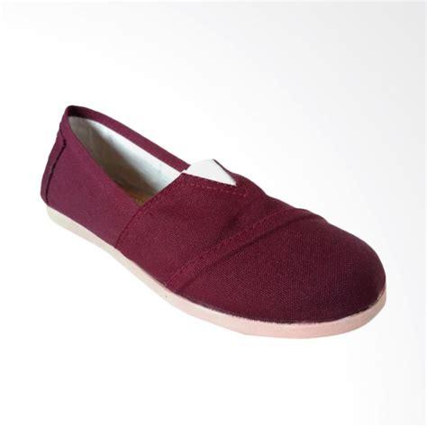 As Sepatu Wanita Slip On Putih Sepatu Wanita Sepatu Murah jual mentari slip on sepatu wanita harga