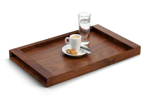 Cutting Board With Trays by Philippi Lodge Tablett