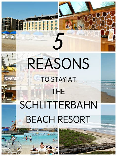 five luxurious reasons to stay 5 reasons to stay at schlitterbahn resort south