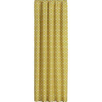 yellow and white curtain panels yellow and white curtain panels the land of nod