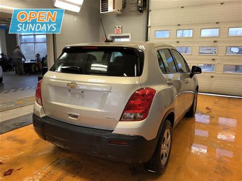 2016 Chevrolet Trax Ls New Tires Power Group Bluetooth