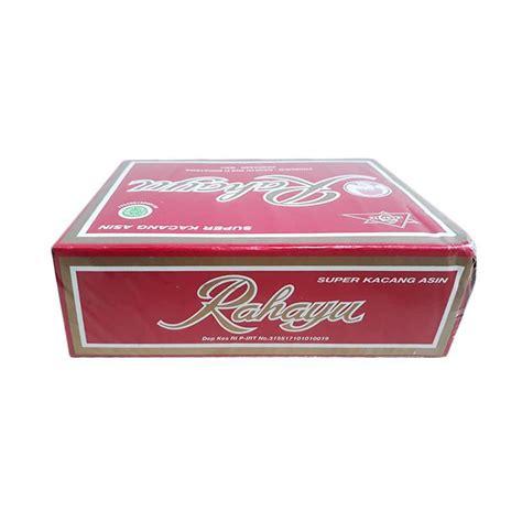 Kacang Asin 500 Gram Khas Makassar jual rahayu kacang asin kotak 500 g harga kualitas terjamin blibli