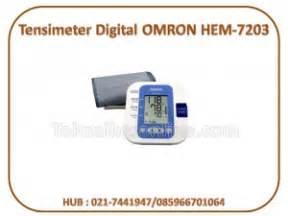 Tensimeter Digital Nesco tensimeter digital omron hem 7203 toko alat kesehatan