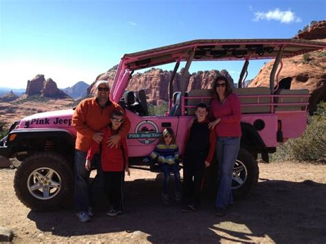 Pink Jeep Tours Coupon Pink Jeep Tours Rocks Of Sedona Picture Of Pink Jeep