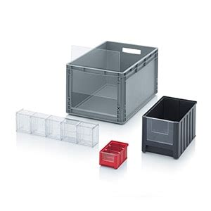 Open Rack Container by Plastic Storage And Transport Containers Auer Packaging