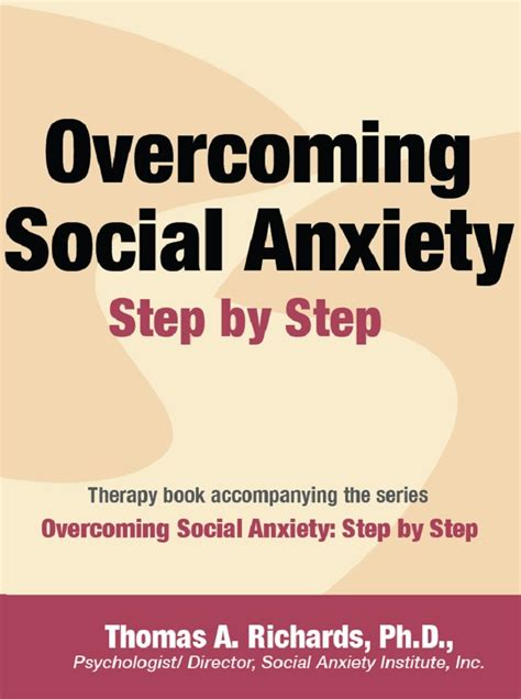 how to get a therapy for anxiety bookstore social anxiety institute