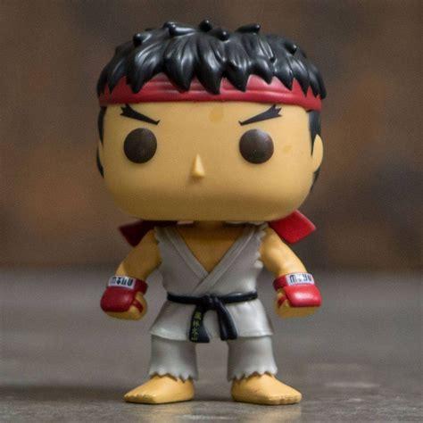 Funko Pop Ryu Fighter funko pop fighter ryu white